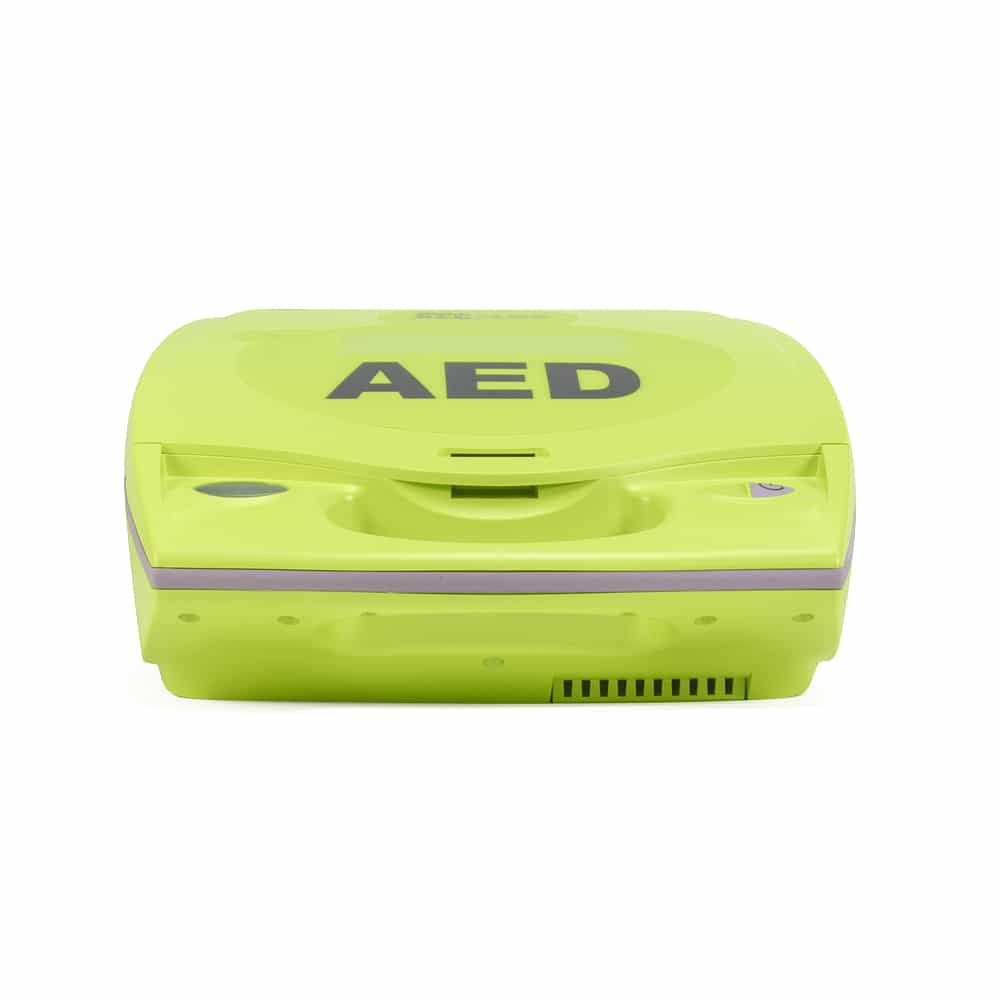 ZOLL AED Plus PASS Cover Bottom View