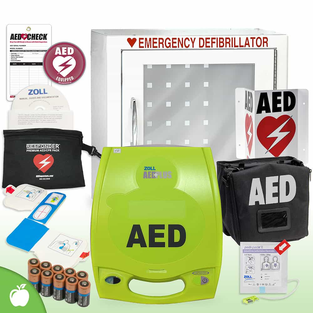 ZOLL AED Plus School & Community Value Package