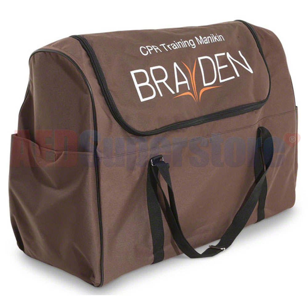 4-Pack Carry Case for the Brayden CPR Training Manikin
