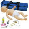 Laerdal Newborn Anne Training Manikin