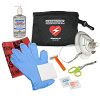 RespondER® Ultimate CPR/AED Pack with RespondER® Mask & Hand Sanitizer in Nylon Pouch