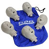 CPR Prompt® Extra Infant Manikin Heads for BLUE