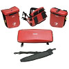 Carry Bag Red for Philips HeartStart MRx Monitor/Defibrillators