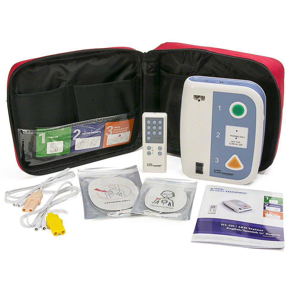 AED Practi-TRAINER® by WNL Products