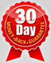 30 day money back guarrantee