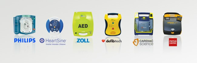 Semi Automatic AEDs