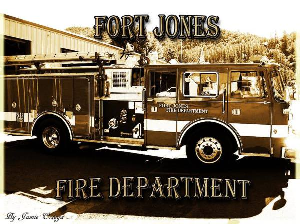 Fort Jones Fire Department