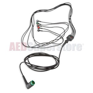 Physio-Control LIFEPAK® 12/15/20 5-wire ECG Cable
