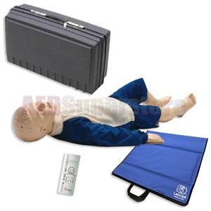 Laerdal Resusci Junior with Skillguide