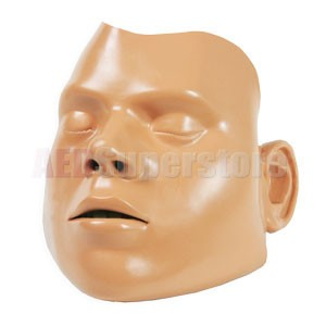 AMBU® MAN CPR face pieces (Adult) 5/set