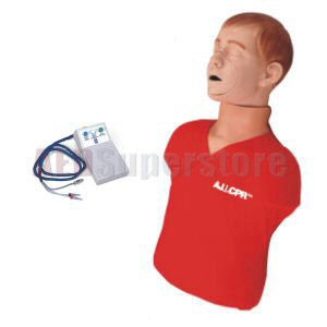 Simulaids AJ Adolescent Manikin w/Electronics & Carry Bag
