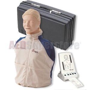 Laerdal AED Resusci Anne Torso with SkillReporter