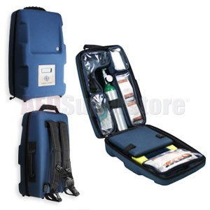 Cardiac Science Total Response Rescue Backpack