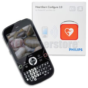 Philips Software HeartStart Configure palmOne