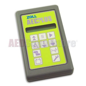 ZOLL® AED Plus® Replacement TRAINING Remote Control