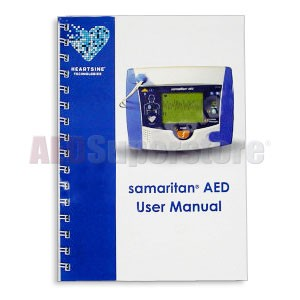 HeartSine™ samaritan® AED User Manual