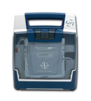 Cardiac Science FirstSave® AED G3 - Factory Discontinued