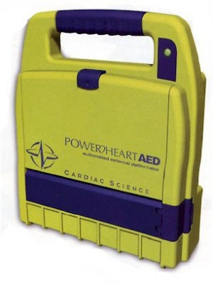 Cardiac Science Powerheart® AED - Factory Discontinued