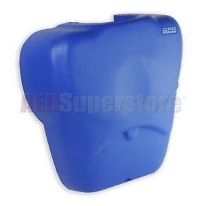 CPR Prompt® Adult/Child Manikin BLUE Torso Only