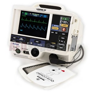 LIFEPAK® 20e Defibrillator - Professional Model