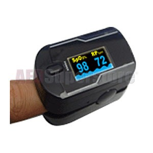 Choice Med Finger LED Pulse Oximeter w/Waveform - while supplies last!