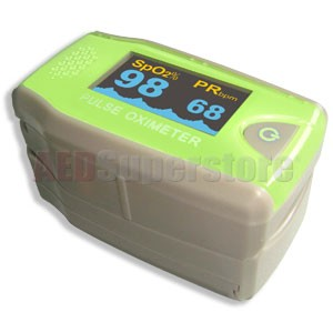 Choice Med Pulse Oximeter Pediatric Finger LED- while supplies last!