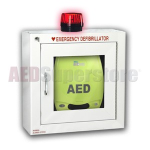 ZOLL® AED Plus® Standard Size Cabinet