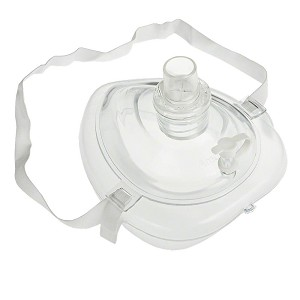 AMBU® Rescue Mask w/O2 Inlet in Poly Bag