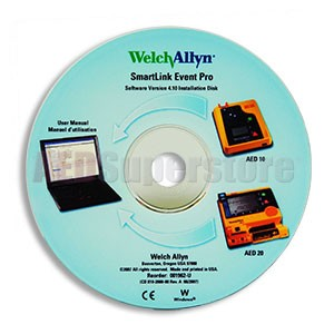 Welch Allyn® AED 10/20™ SmartLink Event Pro Reporting Software