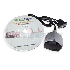 Welch Allyn® AED 10™ SmartLink Event Software and Infrared Receiver Kit