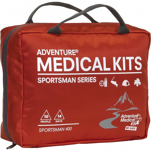 Sportsman Series Sportsman 400 Medical Kit by Adventure Medical Kits
