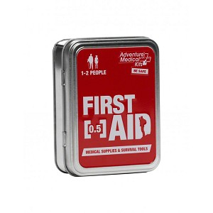Adventure Series First Aid 0.5 Medical Kit Tin by Adventure Medical Kits