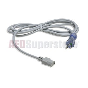 Charger Power Cord for ZOLL Base Station Charger/Base PowerCharger