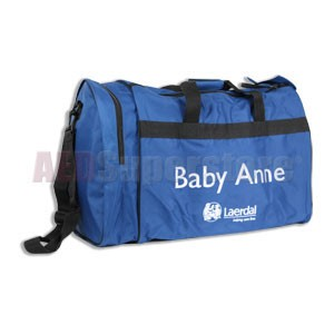 Laerdal Baby Anne 4 Pack Soft Carry Case