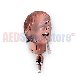 Simulaids ALS Trauma Head