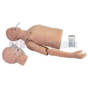 Simulaids ALS Trainer with Simulator Box & Carry Bag