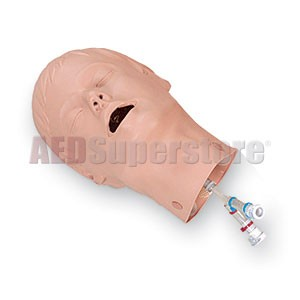 Simulaids Intubation Head for Adult ALS Trainer