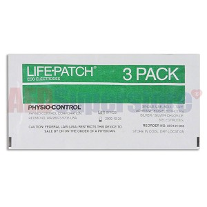 Physio-Control LIFEPAK® LIFE PATCH ECG Electrode Pads
