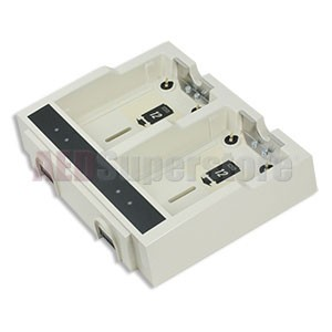 Physio-Control LIFEPAK 12 Adapter Tray for the REDI-CHARGE Battery Charger