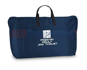 Prestan Adult Jaw Thrust Manikin Blue Carry Bag - Single Manikin