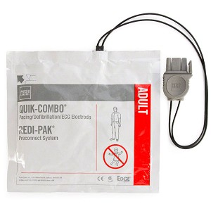 Physio-Control (REDI-PAK) Replacement LIFEPAK® Electrode Pads