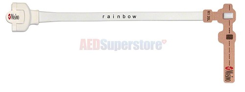 Physio-Control LIFEPAK 15 Masimo SET RC Rainbow Disposable Sensor - 10/box