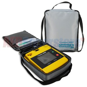 Physio-Control LIFEPAK® 1000 Trainer Soft Carry Case