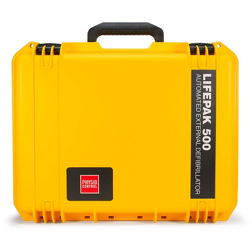 Physio-Control LIFEPAK® 500 Watertight Carrying Case