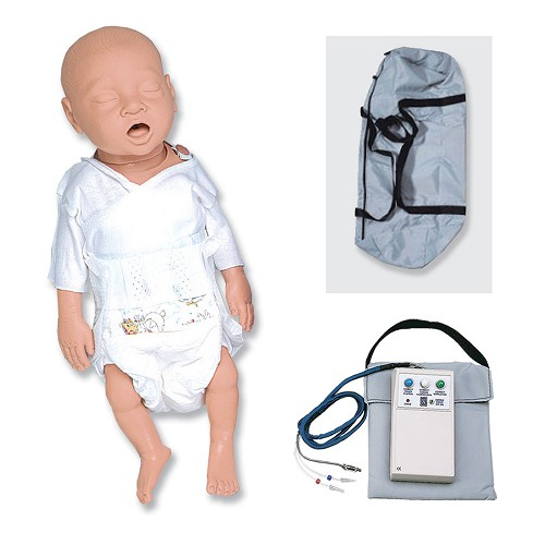 Simulaids CPR Preemie Infant Basic w/Carry Bag