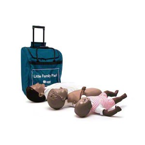 Laerdal Dark Skin Little Family Pack