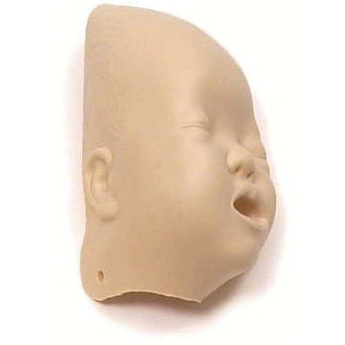 Laerdal Baby Anne Face Pieces (6 Pack) - Light Skin Tone
