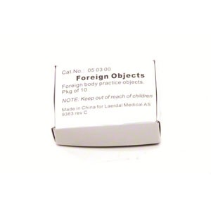 Laerdal Baby Anne Foreign Objects (10 pkg)