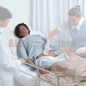 Simulaids Patient Care Manikin