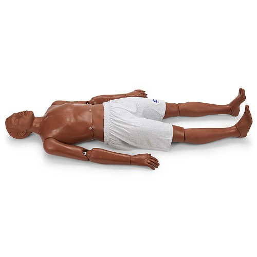 Simulaids Rescue Rudy African American Manikin (55 lbs. - Unweighted)